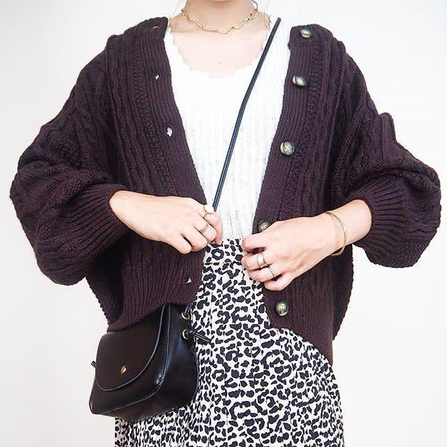 2019年11月の知っておきたいファッション用語/02【コクーン】